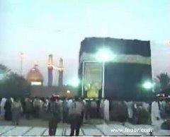 Pengikut-pengikut syiah sedang melakukan tawaf di Kaabah mereka. Bukalah mata kalian. Betapa sesat lagi kufurnya mereka ini. nauzubillah